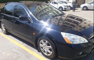 Honda Accord Sedan EX 3.0 V6 (aut)