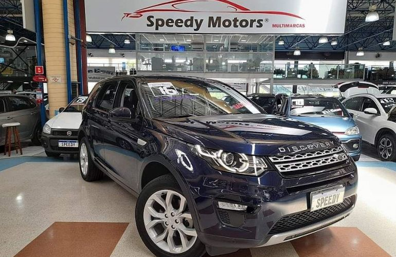 Land Rover Discovery Sport 2.0 16V Si4 Turbo SE 7 Lugares - Foto #1