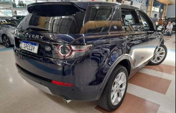 Land Rover Discovery Sport 2.0 16V Si4 Turbo SE 7 Lugares - Foto #10