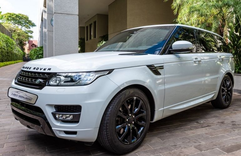Land Rover Range Rover Sport HSE 3.0 V6 Supercharged - Foto #2