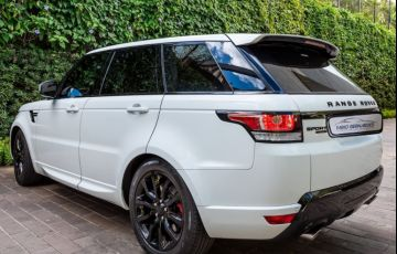 Land Rover Range Rover Sport HSE 3.0 V6 Supercharged - Foto #5