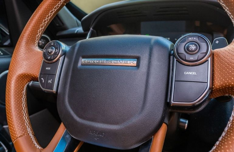 Land Rover Range Rover Sport HSE 3.0 V6 Supercharged - Foto #9