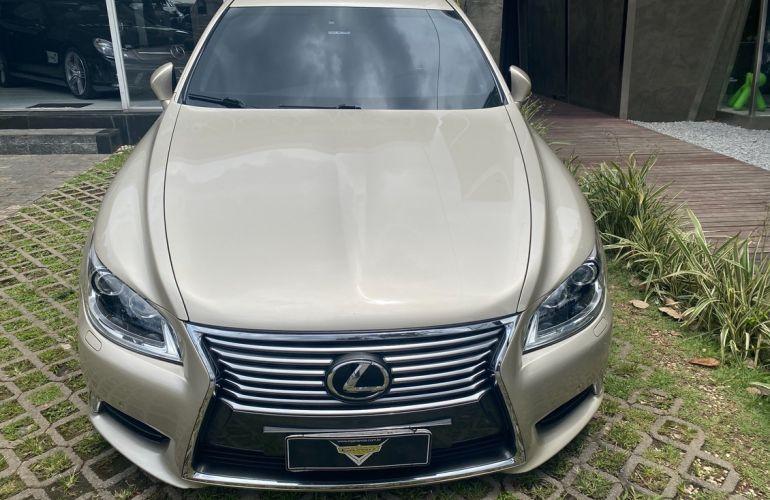Lexus Ls 460 L 4.6 V8 32v - Foto #4