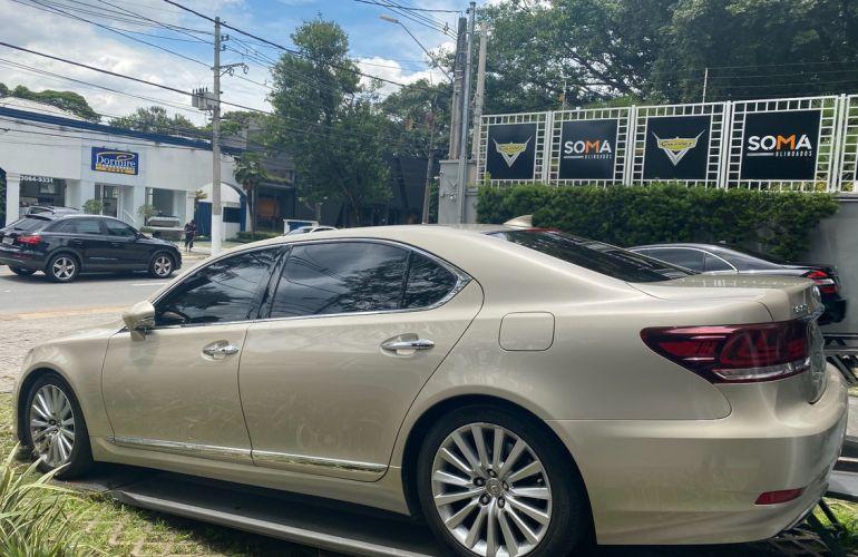 Lexus Ls 460 L 4.6 V8 32v - Foto #5