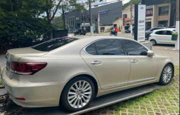 Lexus Ls 460 L 4.6 V8 32v - Foto #6