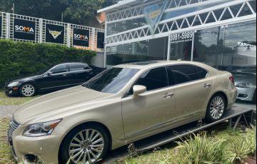 Lexus Ls 460 L 4.6 V8 32v - Foto #8