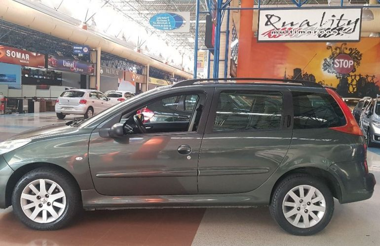 Peugeot 207 1.6 Xs Sw 16v - Foto #4