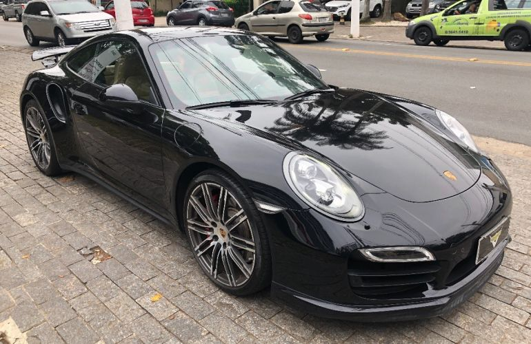 Porsche 911 3.8 6 Cilindros 24v Turbo - Foto #4