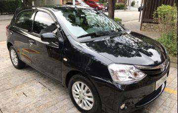 Toyota Etios 1.5 Xls 16v - Foto #3