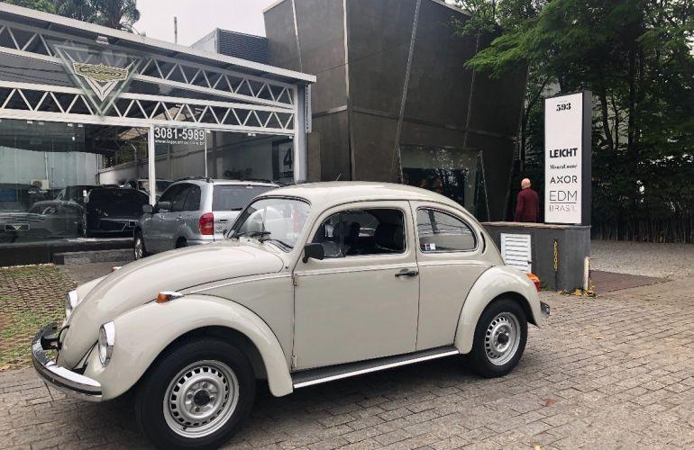 Volkswagen Fusca 1.6 8v - Foto #2