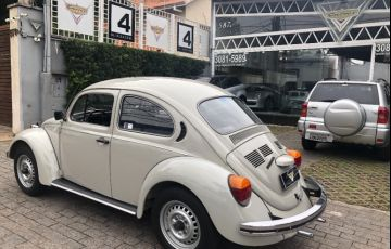 Volkswagen Fusca 1.6 8v - Foto #6