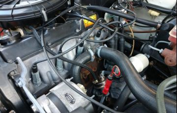 Volkswagen Gol CL 1.6 - Foto #10