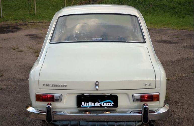 Volkswagen TL 1600 - Foto #7