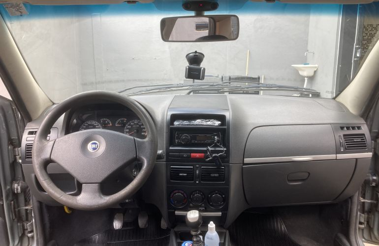 Fiat Siena ELX 1.4 8V (Flex) - Foto #10