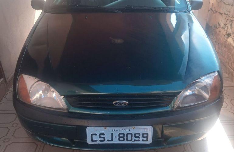 Ford Fiesta Hatch GLX 1.6 MPi 4p - Foto #1