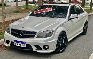 Mercedes-Benz C 63 Amg 6.2 V8 Mct