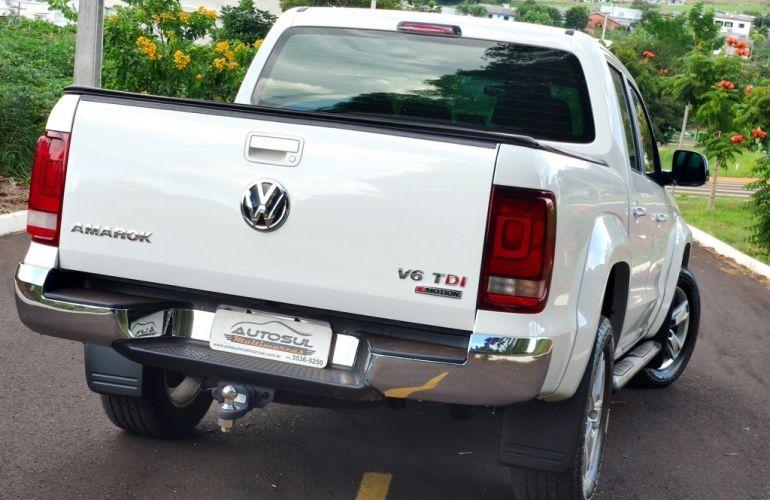 Volkswagen Amarok Highline 3.0 CD V6 4Motion - Foto #5