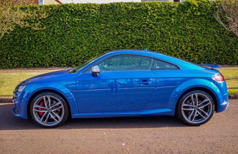 Audi TTS 2.0 TFSI Roadster S Tronic Quattro - Foto #4