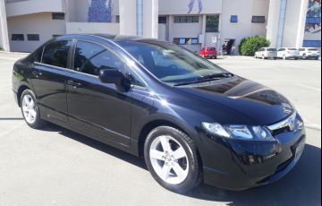 Honda New Civic LXS 1.8 (Flex) - Foto #2