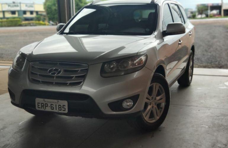 Hyundai Santa Fe GLS 3.5 V6 4x4 5L (aut) - Foto #1