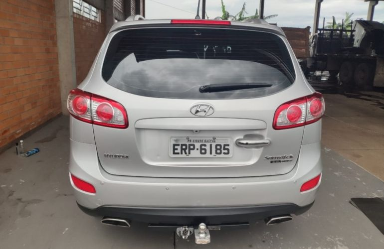 Hyundai Santa Fe GLS 3.5 V6 4x4 5L (aut) - Foto #9