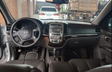 Hyundai Santa Fe GLS 3.5 V6 4x4 5L (aut) - Foto #10
