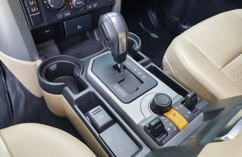 Land Rover Discovery 3 4.4 Hse 4x4 V8 32v - Foto #5