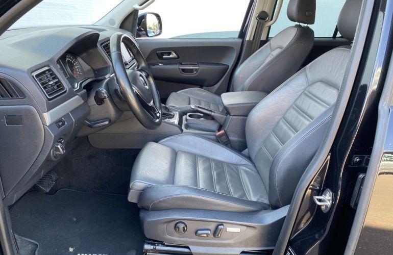 Volkswagen Amarok 3.0 CD 4x4 TDi Highline (Aut) - Foto #10