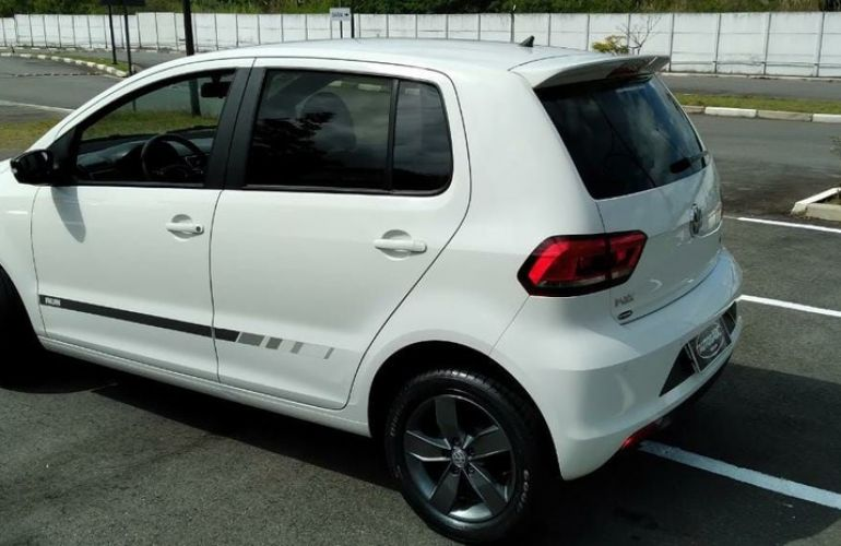 Volkswagen Fox 1.6 Msi Run 8v - Foto #5
