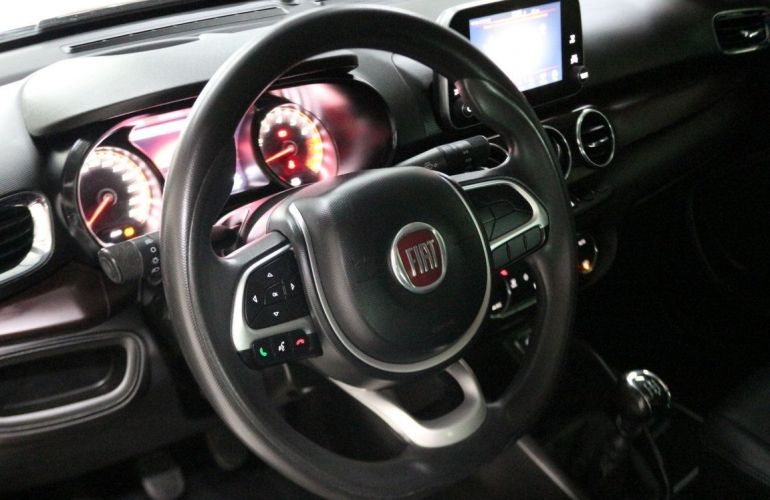 Fiat Cronos Precision 1.8 Flex - Foto #10