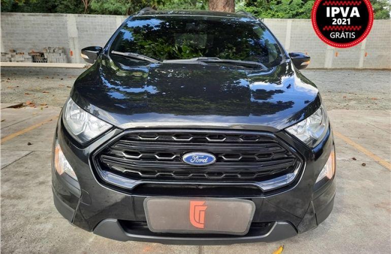 Ford Ecosport 1.5 Tivct Flex SE Automático - Foto #1