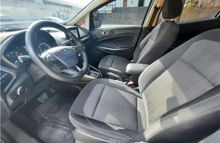 Ford Ecosport 1.5 Tivct Flex SE Automático - Foto #7