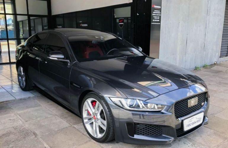 Jaguar XE S 3.0 V6 SC - Foto #2
