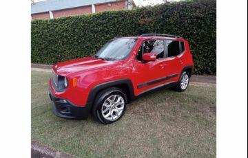 Jeep Renegade 1.8 Longitude (Aut)