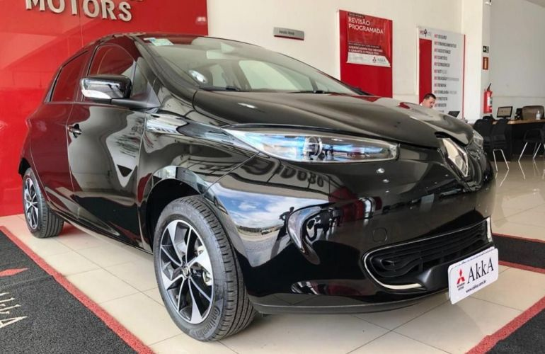 Renault Zoe Intense 92cv - Foto #3