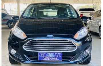 Ford New Fiesta SE Plus 1.6 16V (aut)