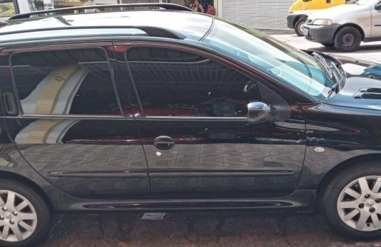Peugeot 207 1.4 Xr Sw 8v - Foto #3