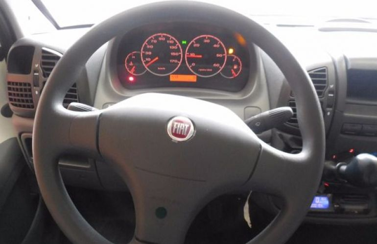 Fiat Ducato Multi Multijet Economy 2.3 Turbo Intercooler 16v - Foto #8