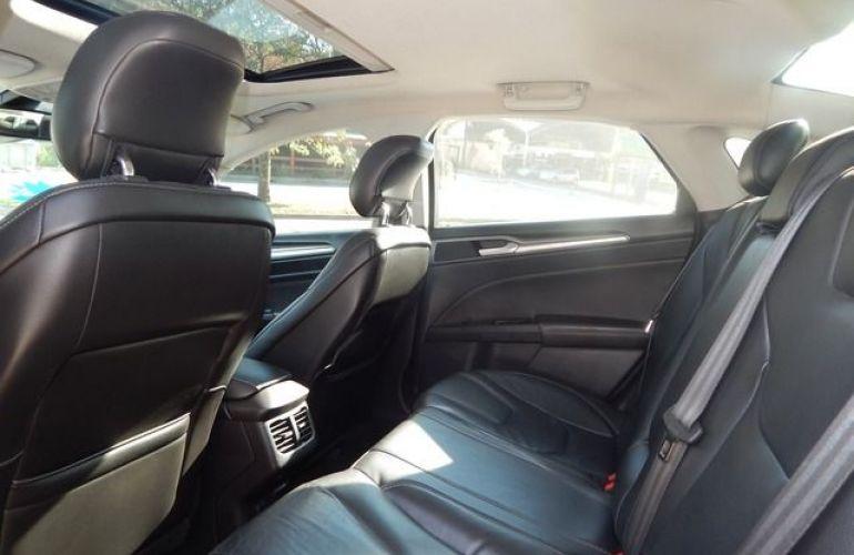 Ford Fusion Titanium 2.0 16V - Foto #8