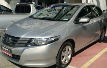 Honda City DX 1.5 16V Flex