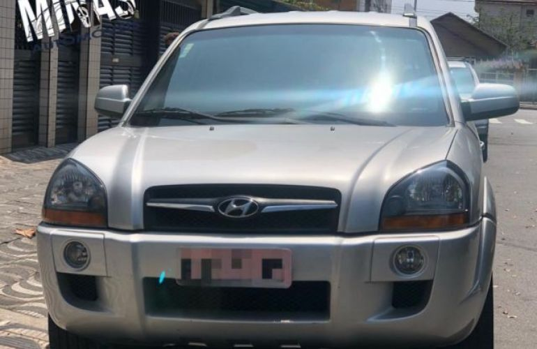 Hyundai Tucson GLS 2.0 Mpfi 16V - Foto #1