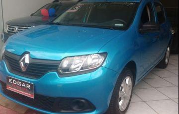 Renault Sandero Authentique 1.0 16V Hi-Flex