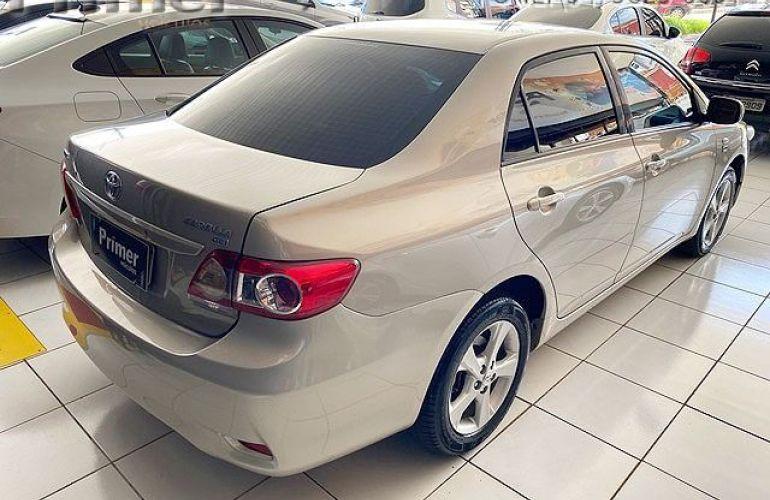 Toyota Corolla GLI 1.8 16V Flex - Foto #4
