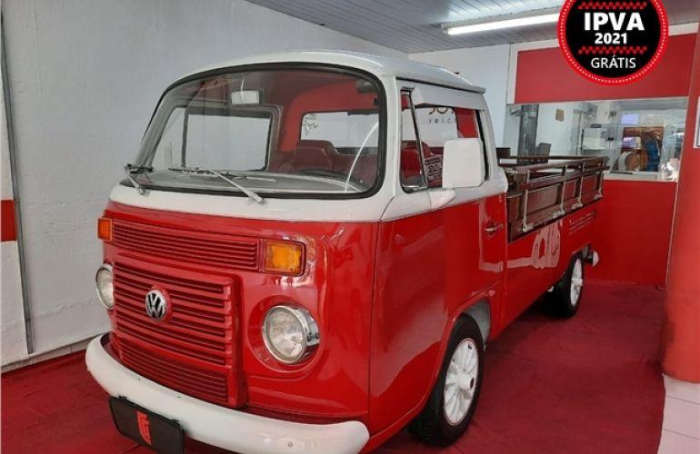 Volkswagen Kombi 1.6 Mi Pick-up CS 8V Gasolina 2p Manual - Foto #1