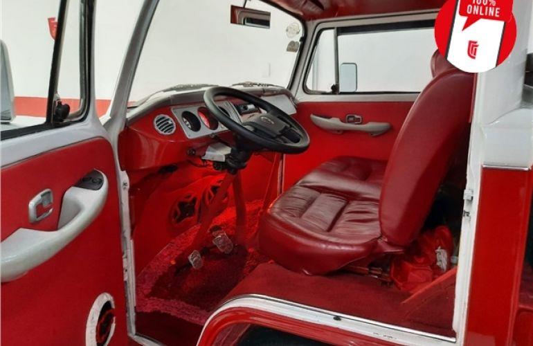 Volkswagen Kombi 1.6 Mi Pick-up CS 8V Gasolina 2p Manual - Foto #2