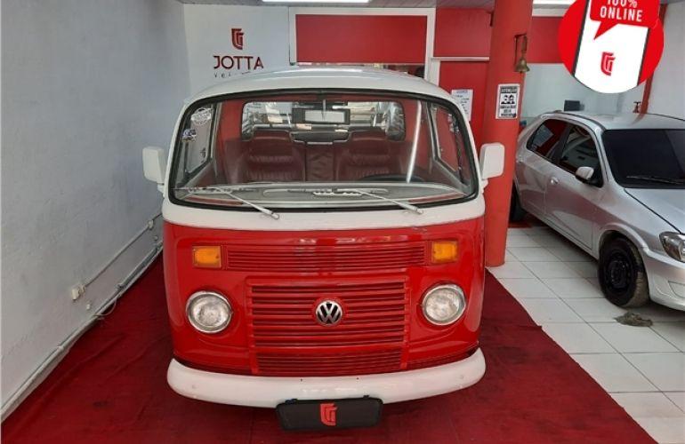 Volkswagen Kombi 1.6 Mi Pick-up CS 8V Gasolina 2p Manual - Foto #3