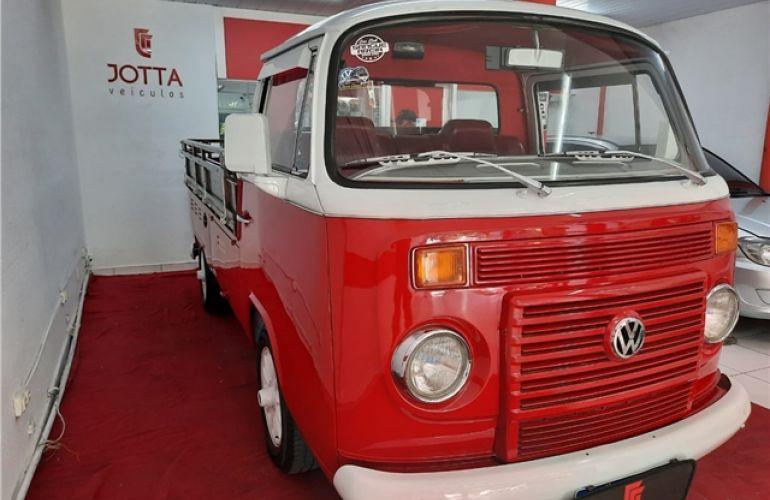 Volkswagen Kombi 1.6 Mi Pick-up CS 8V Gasolina 2p Manual - Foto #4