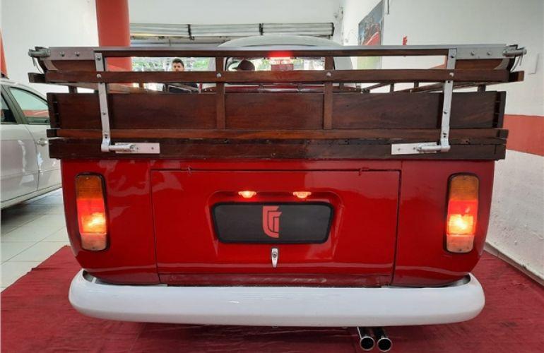 Volkswagen Kombi 1.6 Mi Pick-up CS 8V Gasolina 2p Manual - Foto #5