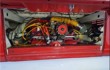 Volkswagen Kombi 1.6 Mi Pick-up CS 8V Gasolina 2p Manual - Foto #9