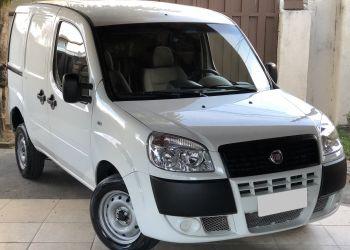 Fiat Doblò Cargo 1.8 16V (Flex)